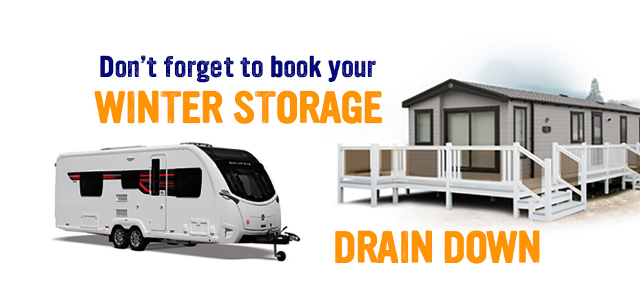 Winter Storage and Drain Down